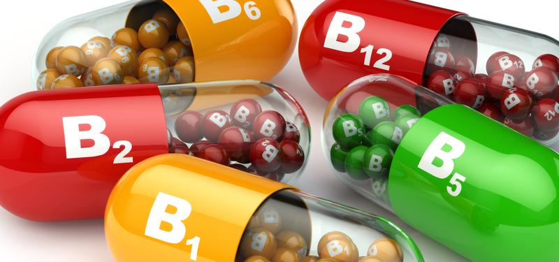 vitamina b função
