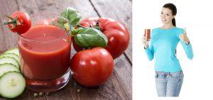 suco tomate receita