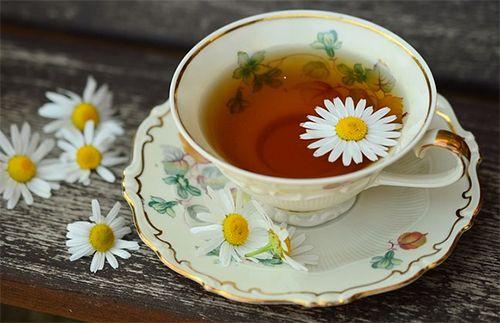 quais os benefícios do chá de camomila