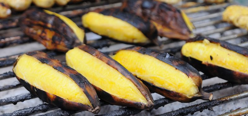 banana da terra receitas