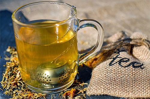 Chá de orégano para tosse