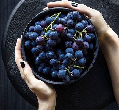 suco de uva integral como fazer