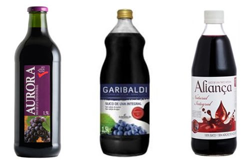 melhor suco de uva integral
