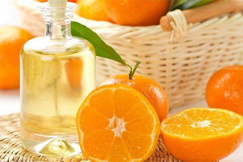 Óleo de laranja benefícios
