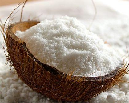 Benefícios da farinha de coco