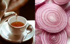 Chá de Cebola: [ Menstruação, Sinusite, Gases e Cabelo ]