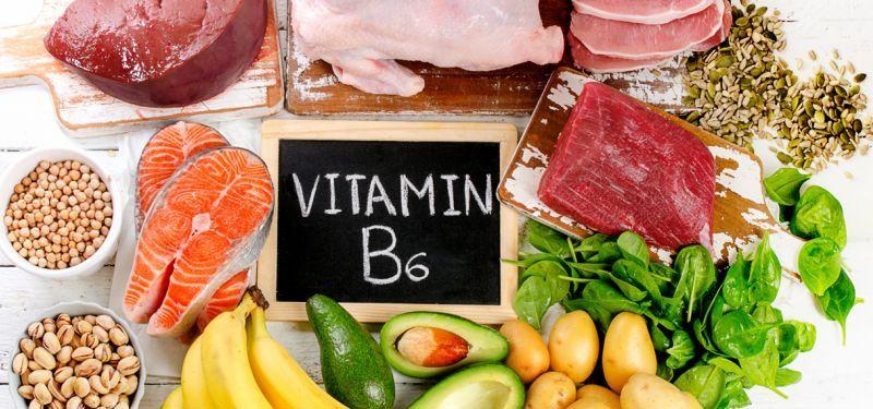 fonte de vitamina B6