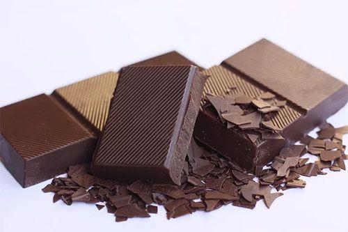 Chocolate amargo para emagrecer