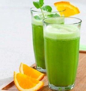 Suco de couve com limão, benefícios