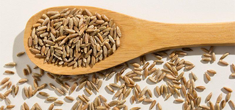 beneficios da farinha de centeio