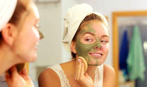 mascara de argila como aplicar