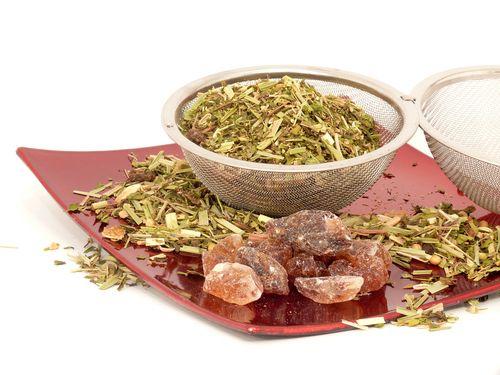 Chá de quebra-pedra para cólica renal