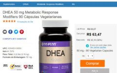DHEA: o que é, benefícios, como tomar, onde comprar