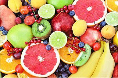 frutas citricas nomes