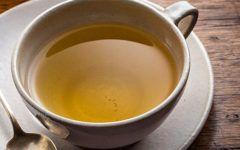 Benefícios e vantagens do chá de gergelim para a saúde.