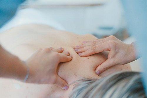 massoterapia como tratamento