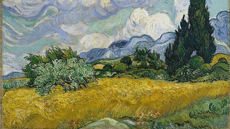 Ciência explica Van Gogh - Porque o artista usou tanto o amarelo em seus quadros?