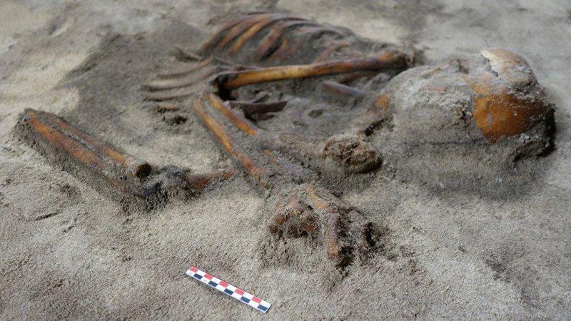 Vestígios da Idade do Ferro e Idade Média são encontradas na Bélgica